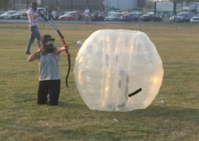 Fun with Arrows - Bumper Ball Canada (13)