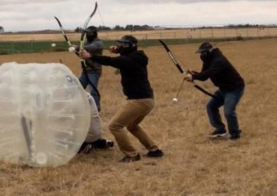 Fun with Arrows - Bumper Ball Canada (14)