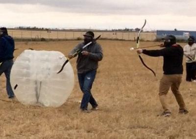 Fun with Arrows - Bumper Ball Canada (15)