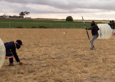 Fun with Arrows - Bumper Ball Canada (17)
