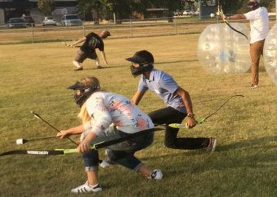Fun with Arrows - Bumper Ball Canada (2)