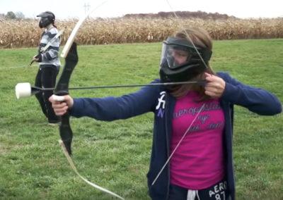 Fun with Arrows - Bumper Ball Canada (3)