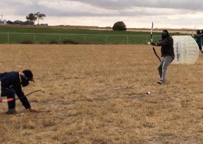 Fun with Arrows - Bumper Ball Canada (6)