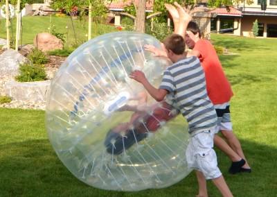 Fun with Bumper Balls (2)
